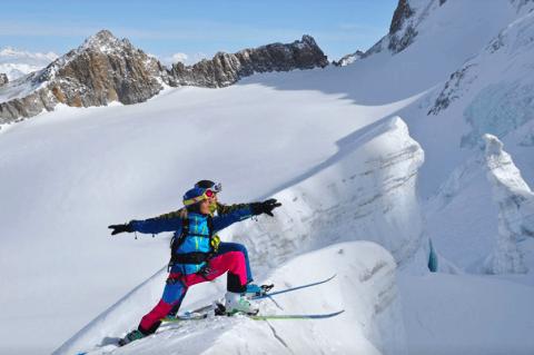 yoga ski
