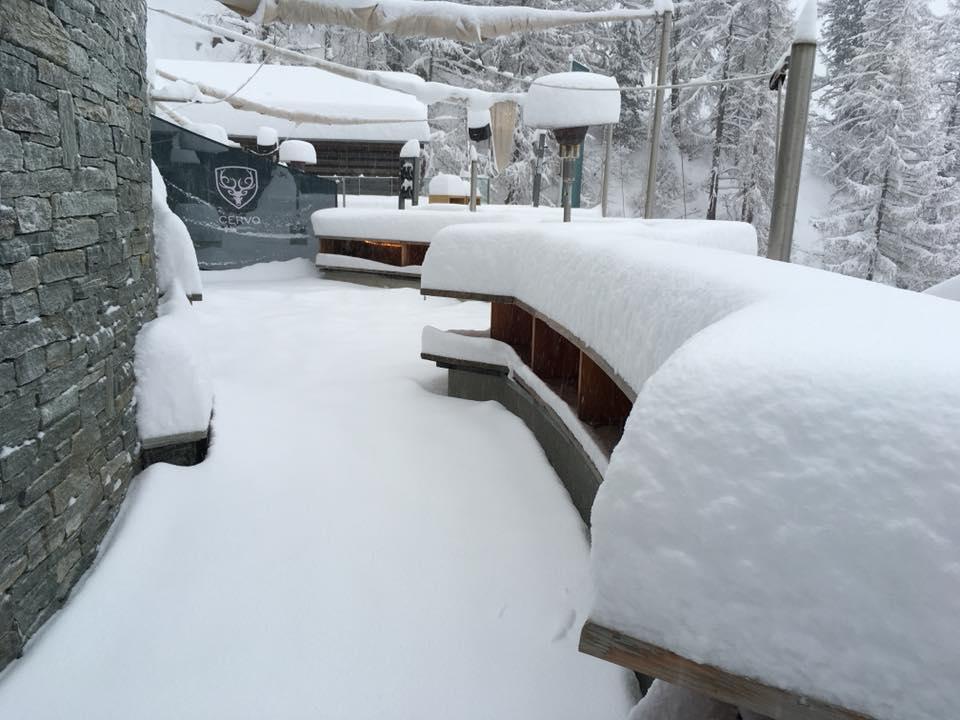 Cervo Snow